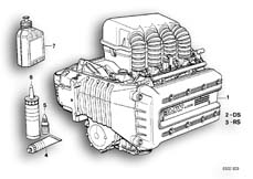 Goto diagram: BMW Classic Motorbike Model K 100 RS (0523,0533)( USA ), Category 11.05 Engine :: Diagram: 11S1824