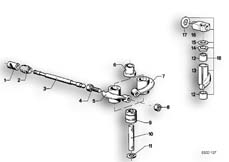 Goto diagram: BMW Classic Motorbike Model R75/5( ECE ), Category 11.30 ROCKER ARM/SHAFT/VALVE LIFTER :: Diagram: 11_1742