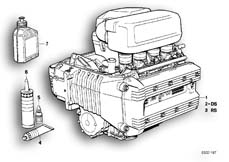 Goto diagram: BMW Classic Motorbike Model K 100 RS 83 (0502,0503,0513)( ECE ), Category 11.05 Engine :: Diagram: 11_1778