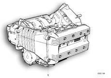 Goto diagram: BMW Classic Motorbike Model K 100 RS 83 (0502,0503,0513)( ECE ), Category 11.05 Short Engine :: Diagram: 11_1779