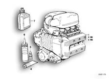 Goto diagram: BMW Classic Motorbike Model K 75 84 (0561)( ECE ), Category 11.05 Engine :: Diagram: 11_1794