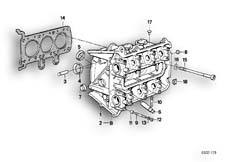 Goto diagram: BMW Classic Motorbike Model K 75 84 (0561)( ECE ), Category 11.20 Cylinder head :: Diagram: 11_1798