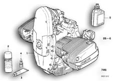Goto diagram: BMW Classic Motorbike Model R 1100 GS 94 (0404,0409)( USA ), Category 11.05 Engine :: Diagram: 11_1834
