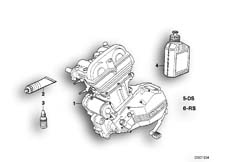 Goto diagram: BMW Classic Motorbike Model F 650 ST 97 (0163,0168)( USA ), Category 11.05 Engine :: Diagram: 11_1856