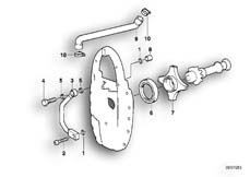 Goto diagram: BMW Classic Motorrad Modell R 1100 R 94 (0402,0407)( USA ), Category 11.15 ENGINE VENTILATION :: Diagram: 11_1875