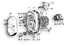 Goto diagram: BMW Classic Motorrad Modell R69 S( ECE ), Category 11.10 Cover :: Diagram: 11_2749
