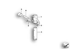 Goto diagram: BMW Classic Motorrad Modell R 900 RT 05 SF (0367,0387)( ECE ), Category 11.34 ROCKER ARM/SHAFT/VALVE LIFTER :: Diagram: 11_2798
