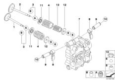 Goto diagram: BMW Classic Motorrad Modell HP2 Sport (0458, 0468)( ECE ), Category 11.34 TIMING GEAR - INTAKE VALVE/EXHAUST VALVE :: Diagram: 11_4201