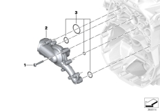 Goto diagram: BMW Classic Motorrad Modell R 1200 RS (0A05, 0A15)( USA ), Category 11.51 Coolant pump :: Diagram: 11_5154