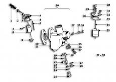 Goto diagram: BMW Classic Motorbike Model R51/2( ECE ), Category 13.05 Carburettor :: Diagram: 13_0790