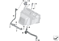 Goto diagram: BMW Classic Motorbike Model S 1000 R 17 (0D72)( BRA ), Category 16.13 Idle sp.contr. system/engine ventilation :: Diagram: 16_0929