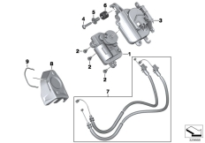 Goto diagram: BMW Classic Motorbike Model S 1000 R 17 (0D72)( BRA ), Category 18.51 Exhaust flap :: Diagram: 18_1025