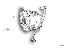 Goto diagram: BMW Classic Motorbike Model R75/5( ECE ), Category 23.05 4-speed gearbox :: Diagram: 23_0258