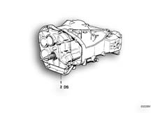 Goto diagram: BMW Classic Motorbike Model K 1100 LT (0526, 0536)( ECE ), Category 23.05 5-speed gearbox :: Diagram: 23_0271