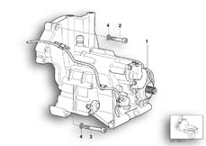 Goto diagram: BMW Classic Motorbike Model R 1200 C Indep. 03 (0362,0391)( USA ), Category 23.05 Manual gearbox :: Diagram: 23_0752