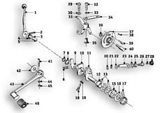 Goto diagram: BMW Classic Motorrad Modell R26( ECE ), Category 23.05 4-SPEED TRANSMISSION WITH KICK STARTER :: Diagram: 23_0837