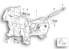 Goto diagram: BMW Classic Motorbike Model R 1150 GS Adv. 01 (0441,0492)( USA ), Category 23.05 Manual gearbox :: Diagram: 23_0869