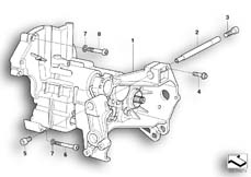 Goto diagram: BMW Classic Motorrad Modell R 1150 R 01 (0429,0439)( USA ), Category 23.05 Manual gearbox with deep tooth form :: Diagram: 23_0941