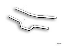 Goto diagram: BMW Classic Motorbike Model R75/5( ECE ), Category 32.05 Handlebar :: Diagram: 32_0749