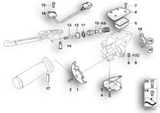 Goto diagram: BMW Classic Motorrad Modell R 900 RT 05 SF (0367,0387)( ECE ), Category 32.72 Single parts, clutch lever :: Diagram: 32_0929