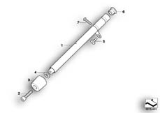 Goto diagram: BMW Classic Motorrad Modell R 1200 S (0366,0396)( ECE ), Category 32.71 Handlebar :: Diagram: 32_1636