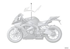 Goto diagram: BMW Classic Motorbike Model S 1000 RR 12 (0524,0534)( USA ), Category 51.14 Label, fairing side section :: Diagram: 51_9897