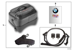 Goto diagram: BMW Classic Motorrad Modell C 650 Sport 16 (0C04, 0C14)( USA ), Category 77.45 Transmission tunnel bag :: Diagram: 77_0436