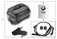 Goto diagram: BMW Classic Motorrad Modell C 650 GT 16 (0C05, 0C15)( ECE ), Category 77.45 Transmission tunnel bag :: Diagram: 77_0633