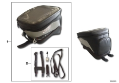 Goto diagram: BMW Classic Motorbike Model R 1200 GS Adve. (0A42)( BRA ), Category 77.45 Tank bag :: Diagram: 77_0667