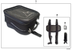 Goto diagram: BMW Classic Motorrad Modell R 1200 RT (0A03, 0A13)( USA ), Category 77.45 Tank bag :: Diagram: 77_0674