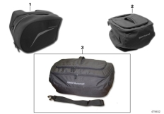 Goto diagram: BMW Classic Motorrad Modell R 1200 R (0A04, 0A14)( ECE ), Category 77.41 Inner bag pannier/topcase :: Diagram: 77_0707