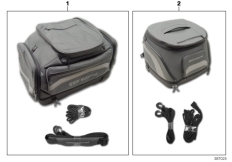 Goto diagram: BMW Classic Motorrad Modell F 700 GS (0B21)( BRA ), Category 77.49 Softbag 3 :: Diagram: 77_0710