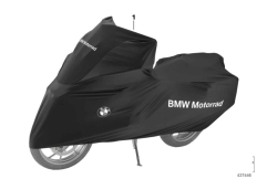 Goto diagram: BMW Classic Motorrad Modell F 700 GS 17 (0B26)( BRA ), Category 77.02 Car cover indoor :: Diagram: 77_0748