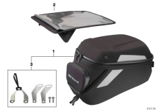 Goto diagram: BMW Classic Motorbike Model S 1000 XR (0D23)( BRA ), Category 77.45 Tank bag :: Diagram: 77_0807